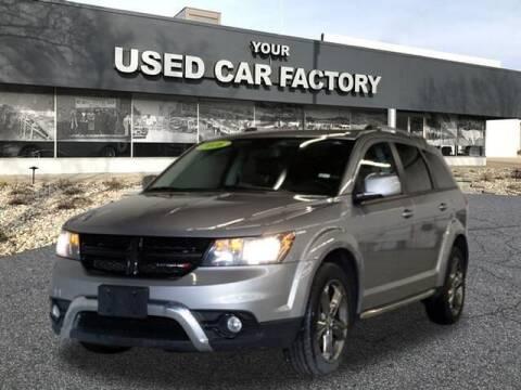 2016 Dodge Journey for sale at JOELSCARZ.COM in Flushing MI