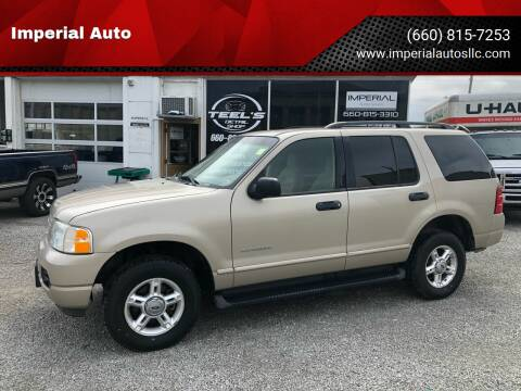 2004 Ford Explorer for sale at Imperial Auto of Marshall in Marshall MO