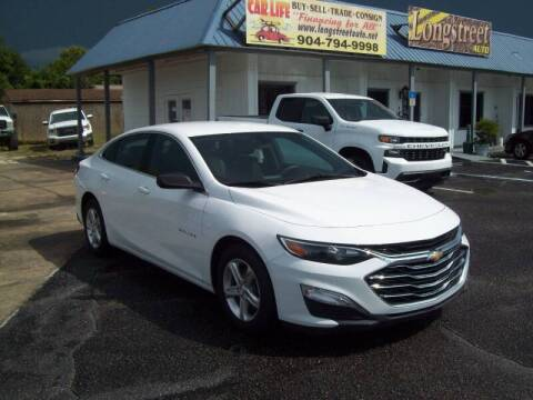 2019 Chevrolet Malibu for sale at LONGSTREET AUTO in St Augustine FL