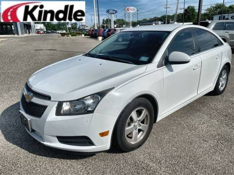 2013 Chevrolet Cruze for sale at Kindle Auto Plaza in Middle Township NJ