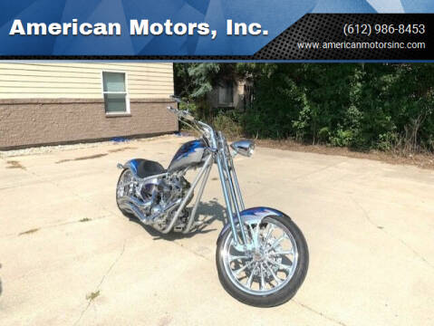 2007 Big Dog K9 for sale at American Motors, Inc. in Farmington MN