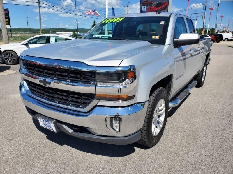 2016 Chevrolet Silverado 1500 for sale at Auto Wholesalers Of Hooksett in Hooksett NH