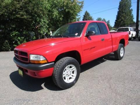 2001 Dodge Dakota for sale at Triple C Auto Brokers in Washougal WA