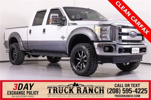 2015 Ford F-350 Super Duty for sale at Truck Ranch in Twin Falls ID