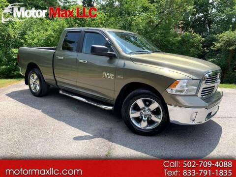 2013 RAM Ram Pickup 1500 for sale at Motor Max Llc in Louisville KY