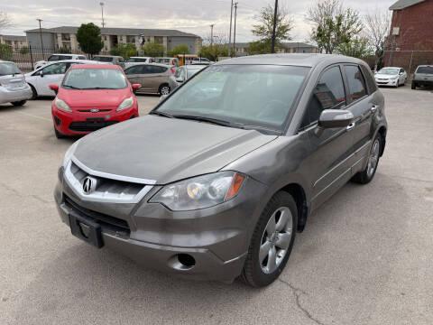 2008 Acura RDX for sale at Legend Auto Sales in El Paso TX