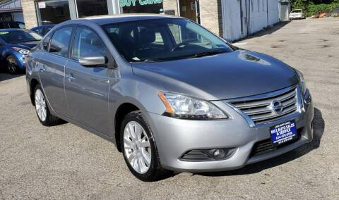 2013 Nissan Sentra for sale at Nile Auto in Columbus OH