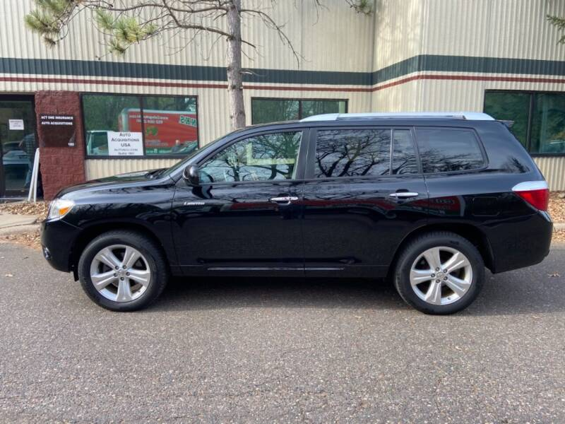 2010 Toyota Highlander for sale at AUTO ACQUISITIONS USA in Eden Prairie MN