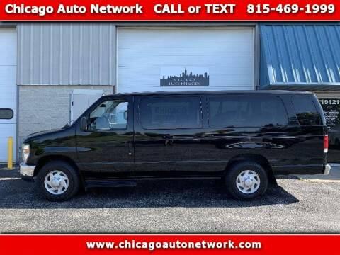 2014 Ford E-Series Wagon for sale at Chicago Auto Network in Mokena IL