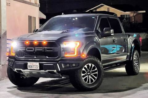 2020 Ford F-150 for sale at Fastrack Auto Inc in Rosemead CA