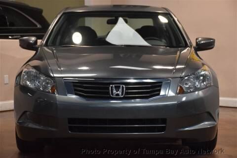 2009 Honda Accord for sale at Tampa Bay AutoNetwork in Tampa FL