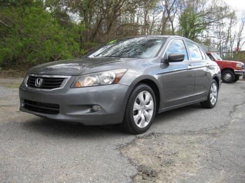 2008 Honda Accord for sale at Jareks Auto Sales in Lowell MA