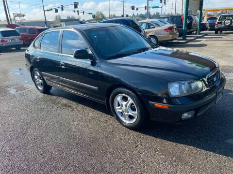2001 Hyundai Elantra for sale at Low Auto Sales in Sedro Woolley WA