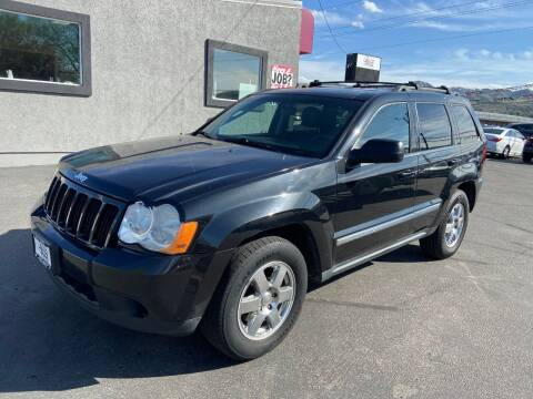 2010 Jeep Grand Cherokee for sale at Auto Image Auto Sales in Pocatello ID
