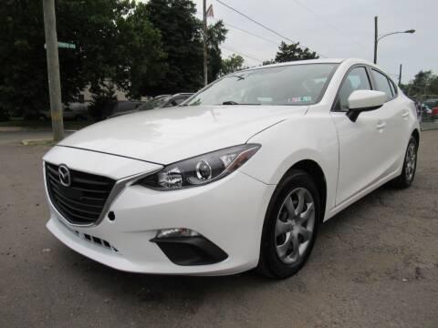 2015 Mazda MAZDA3 for sale at PRESTIGE IMPORT AUTO SALES in Morrisville PA
