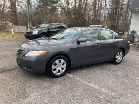 2009 Toyota Camry for sale at Manny's Auto Sales in Winslow NJ