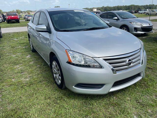 2013 Nissan Sentra for sale at Krifer Auto LLC in Sarasota FL