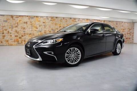 2016 Lexus ES 350 for sale at Jerry's Buick GMC in Weatherford TX