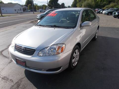 2008 Toyota Corolla for sale at Dansville Radiator in Dansville NY
