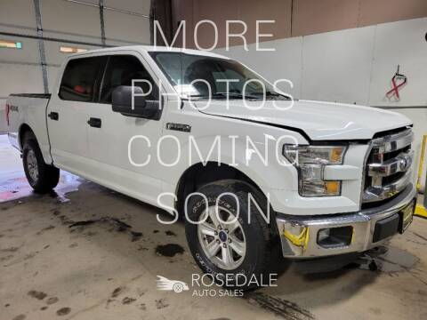 2015 Ford F-150 for sale at Rosedale Auto Sales Incorporated in Kansas City KS