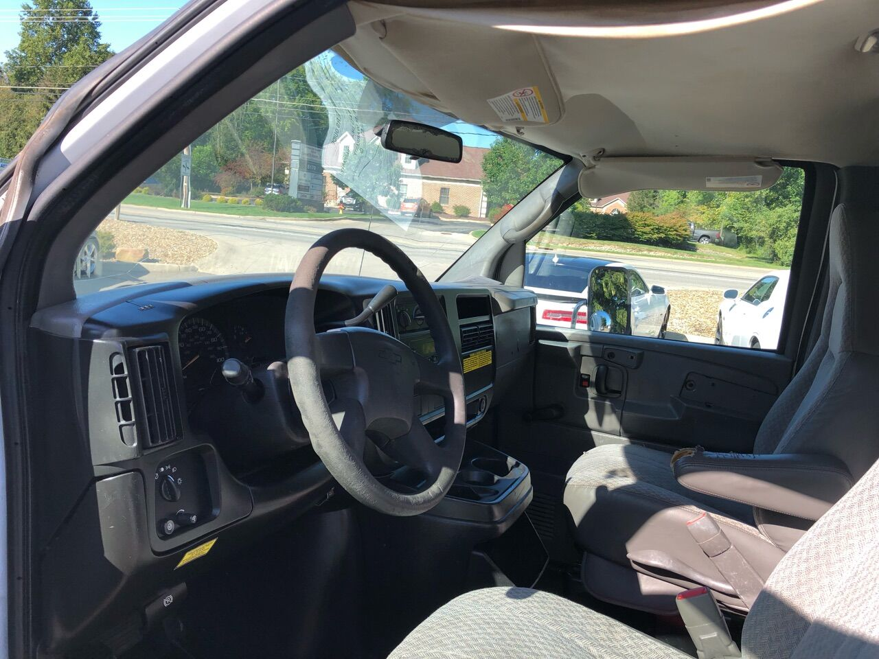 2006 Chevrolet Express Cutaway Specialty Vehicle