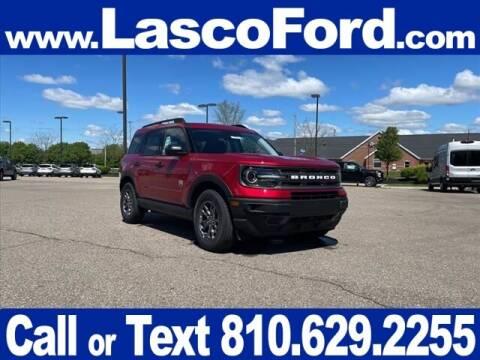 2021 Ford Bronco Sport for sale at Lasco of Grand Blanc in Grand Blanc MI