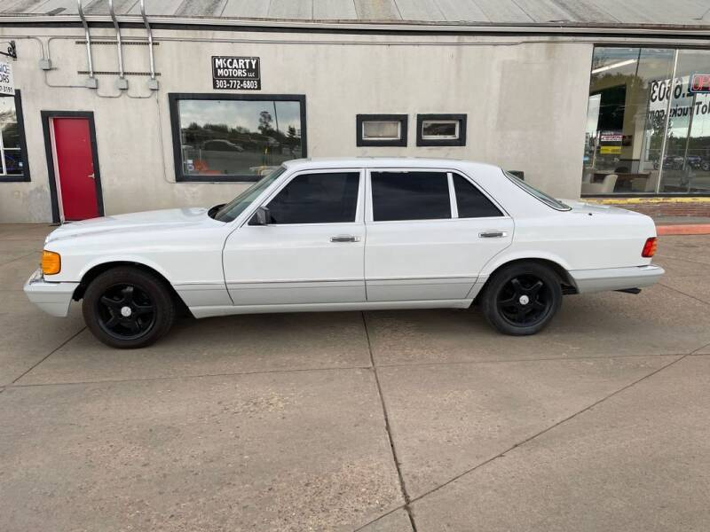1990 Mercedes-Benz 420-Class for sale in Longmont, CO