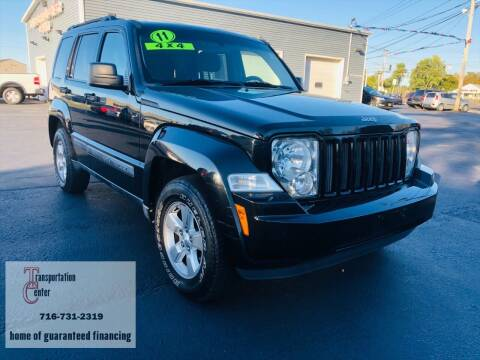 2011 Jeep Liberty for sale at Transportation Center Of Western New York in Niagara Falls NY