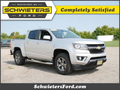 2016 Chevrolet Colorado for sale at Schwieters Ford of Montevideo in Montevideo MN