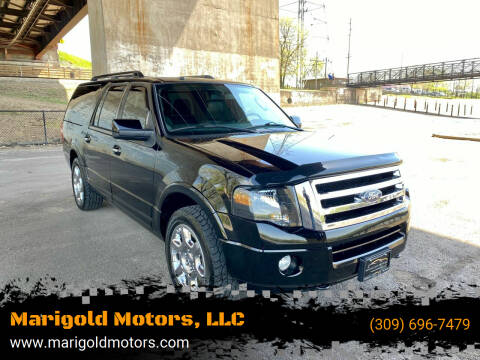 2011 Ford Expedition EL for sale at Marigold Motors, LLC in Pekin IL