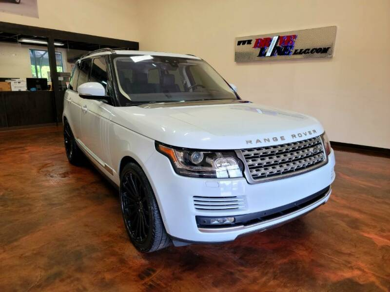 2017 Land Rover Range Rover for sale at Driveline LLC in Jacksonville FL