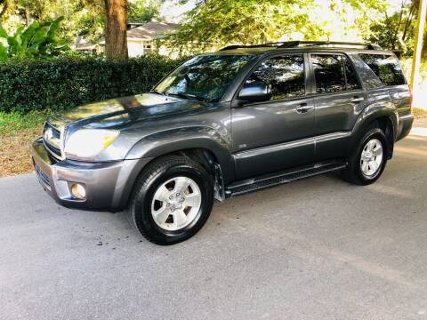 2008 Toyota 4Runner for sale at CHECK AUTO, INC. in Tampa FL