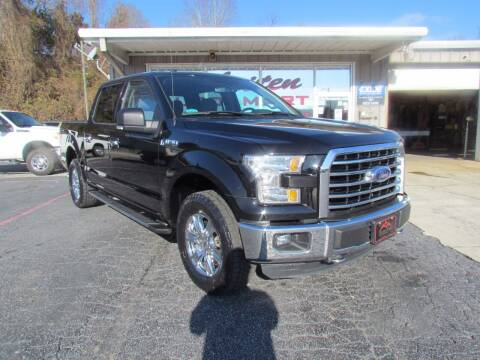 2016 Ford F-150 for sale at Hibriten Auto Mart in Lenoir NC