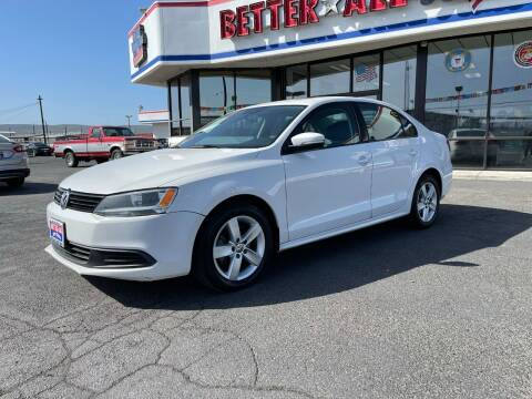 2011 Volkswagen Jetta for sale at Better All Auto Sales in Yakima WA