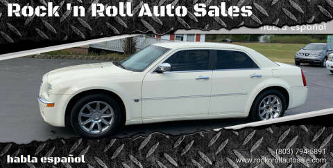 2005 Chrysler 300 for sale at Rock 'n Roll Auto Sales in West Columbia SC