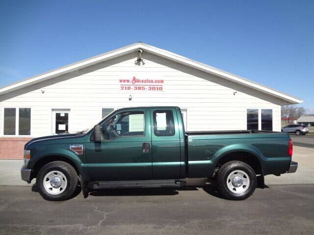 2010 Ford F-350 Super Duty for sale at GIBB'S 10 SALES LLC in New York Mills MN