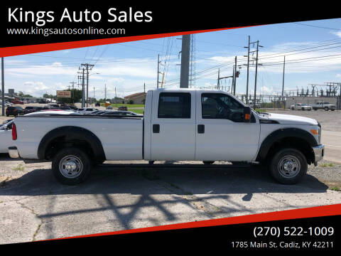 2016 Ford F-250 Super Duty for sale at Kings Auto Sales in Cadiz KY