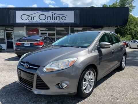 2012 Ford Focus for sale at Car Online in Roswell GA
