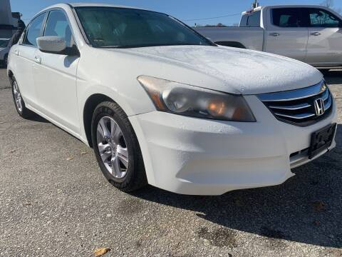 2012 Honda Accord for sale at Ron Motor Inc. in Wantage NJ