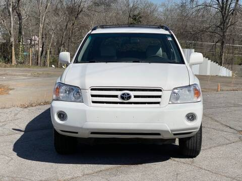 2007 Toyota Highlander for sale at Car ConneXion Inc in Knoxville TN