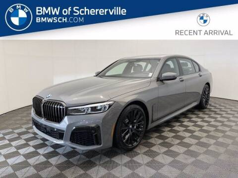 2022 BMW 7 Series for sale at BMW of Schererville in Shererville IN