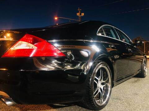 2011 Mercedes-Benz CLS for sale at Trimax Auto Group in Norfolk VA