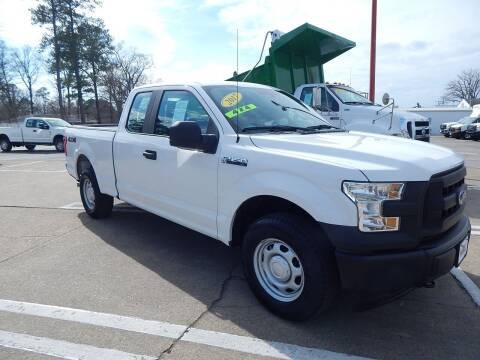 2017 Ford F-150 for sale at Vail Automotive in Norfolk VA