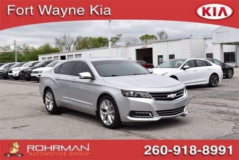 2014 Chevrolet Impala for sale at BOB ROHRMAN FORT WAYNE TOYOTA in Fort Wayne IN