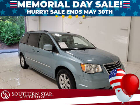 2010 Chrysler Town and Country for sale at Southern Star Automotive, Inc. in Duluth GA