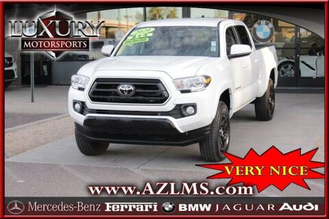 2020 Toyota Tacoma for sale at Luxury Motorsports in Phoenix AZ