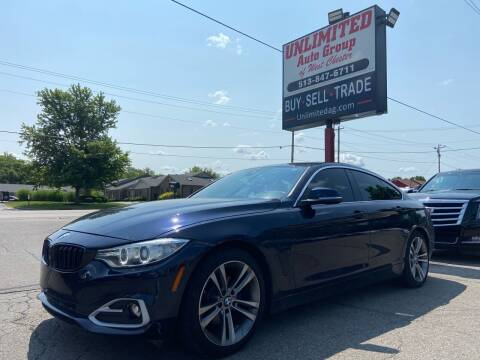 2016 BMW 4 Series for sale at Unlimited Auto Group in West Chester OH