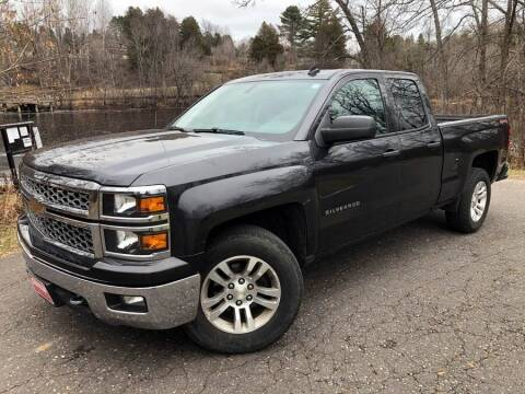 2014 Chevrolet Silverado 1500 for sale at STATELINE CHEVROLET BUICK GMC in Iron River MI