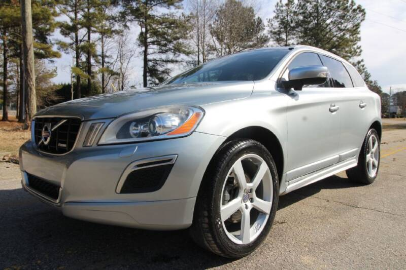 2013 Volvo XC60 for sale at Oak City Motors in Garner NC