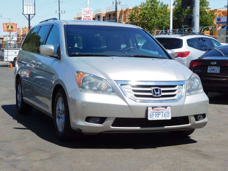 2008 Honda Odyssey for sale at General Auto Sales Corp in Sacramento CA